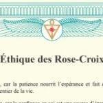 Éthique des Rose-Croix