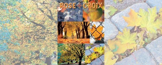 Revue Rose + Croix – Automne 2018