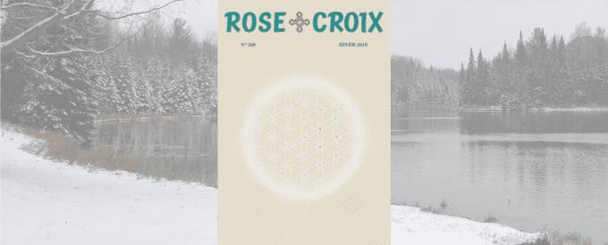 Revue Rose + Croix – Hiver 2018